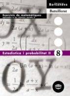 estadística i probabilitat ii (cataluña) 9788448915650