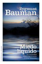 miedo liquido-zygmunt bauman-9788449324550