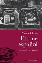 el cine español-vicente benet-9788449327650