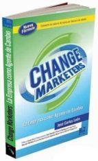 change marketers-jose carlos leon-9788461701650