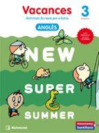 new super summer 3 sb+cd catalan-9788466823050