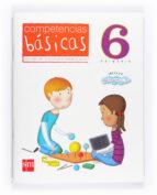 El libro de Competencias basicas 6º primaria (2010) autor VV.AA. DOC!