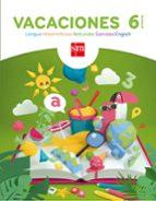 vacaciones 6º educacion primaria-catalina; bk publising, arosa santos-9788467593150
