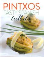 pintxos tasty spanish tidbits concha lopez 9788467750850