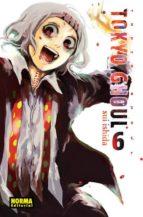 tokyo ghoul 6 sui ishida 9788467919950