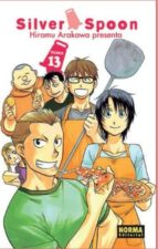 silver spoon 13 hiromu arakawa 9788467923650