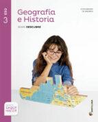geografia e historia 3º eso madrid ed 2015 descubre-9788468033150