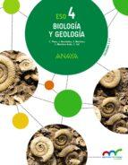 biología y geología 4º eso aprender es crecer en conexion castellano-9788469810750