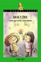 krak y croc concha lopez narvaez 9788469833650