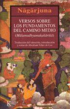El libro de Versos sobre los fundamentos del camino medio autor NAGARJUNA DOC!