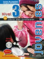 joven.es 3 (libro del profesor) maria angeles palomino 9788477115250
