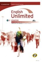 english unlimited star self st pk spanish ed-9788483237250