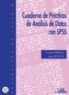 cuaderno de practicas de analisis de datos con spss-maria carmen ximenez gomez-javier revuelta-9788483442050