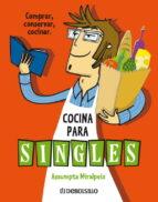 cocina para singles assumpta miralpeix 9788483466650