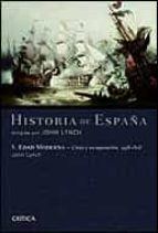 historia de españa (vol.v): españa moderna crisis y recuperacion, 1598 1808 john lynch 9788484326250