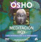 meditacion hoy: una introduccion a la meditacion (incluye dvd) (2ª ed.) lisbeth pettersen 9788484452850