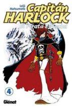capitan harlock 4. el pirata espacial leiji matsumoto 9788484492450