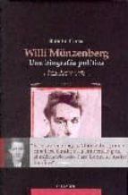 willi münzenberg: una biografia politica babette gross 9788489213050