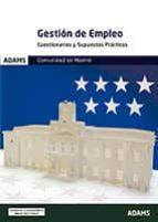 gestion de empleo cuestionarios y supuestos practicos comunidad de madrid 9788491474050