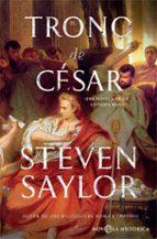 el trono de cesar steven saylor 9788491644750
