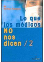 lo que los medicos no nos dicen 2-vernon coleman-9788492716050