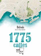 1775 calles defreds jose. a. gomez iglesias 9788494639050