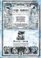la cañada real segoviana santiago catala rubio 9788495414250