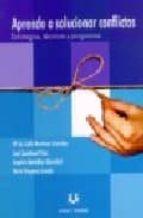 aprendo a solucionar conflictos jose quintanal diaz maria de codes martinez gonzalez 9788496094550