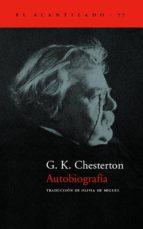 autobiografia g.k. chesterton 9788496136250