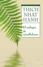 el milagro de mindfulness-thich nhat hanh-9788497544450