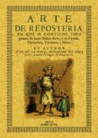 manual de reposteria (ed. facsimil  de la ed. de 1747)-juan de la mata-9788497610650