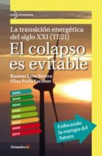 el colapso es evitable-ramon sans-9788499214450