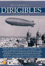 breve historia de los dirigibles-carlos lazaro avila-9788499677750