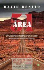 area 51-david benito-9788499700250