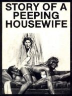 story of a peeping housewife - adult erotica (ebook)-9788827535950
