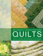 (pe) quilts ( 400 consejos y técnicas de acolchado)-susan briscoe-9789089983350