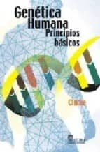 genetica humana: principios basicos cyril a. clarke 9789681857950