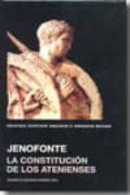 la constitucion de los atenienses-9789703225750