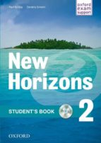 new horizons 2 student book pack-9780194134460