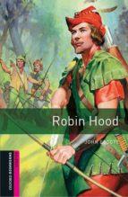 robin hood (obstart: oxford bookworms starters)-9780194234160
