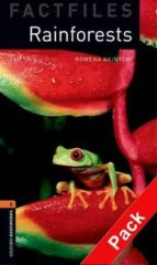 rainforest (incluye cd) (obf 2: oxford bookworms factfiles) 9780194235860