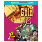 macmillan children s readers: level 6: gold / pirate s gold-9780230010260