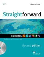 straightforward elemtary  2nd ed workbook pk with key-9780230423060