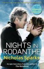 nights in rodanthe nicholas sparks 9780751551860