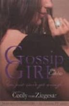 gossip girl: the carlyles: you just can t get enough cecily von ziegesar 9780755339860