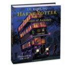 harry potter and the prisoner of azkaban: illustrated edition-j.k. rowling-9781408845660