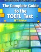 the complete guide to the toefl test-bruce rogers-9781413023060