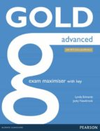 gold advanced ne exam maximiser w/ online audio (with key) (examenes) wole soyinka 9781447907060