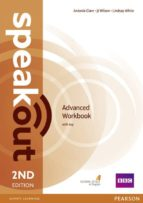 speakout advanced 2nd edition workbook with key 9781447976660