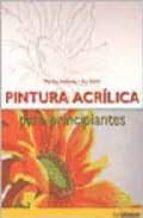(pe) pintura acrilica para principiantes markus hederer 9783833146060